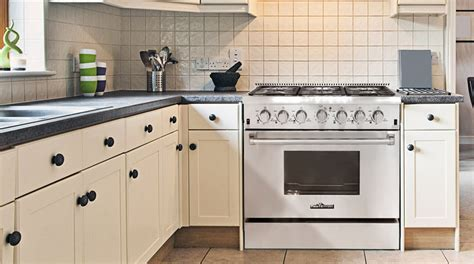 THOR Kitchen Stoves, Professional Stainless Steel Ranges