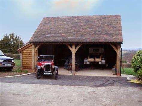 Wood 2 Car Garage Plans