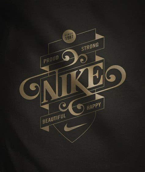 Tshirt Nike Just Do It Never Quit dise 241 os nike tipograf 237 as logos typography