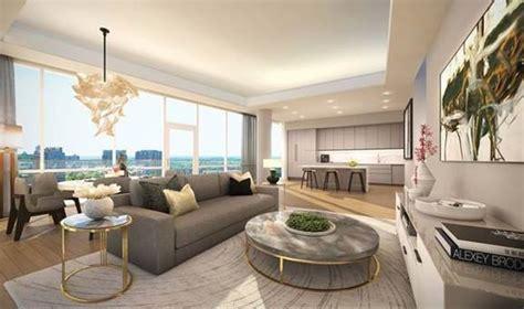 world class luxury condo building breaks ground  tysons
