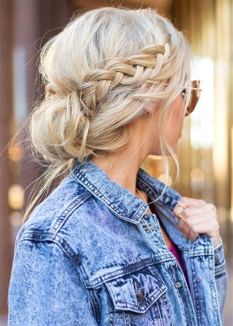 hairstyles for turning 30 25 best ideas about easy braided hairstyles on pinterest long hair designs braided