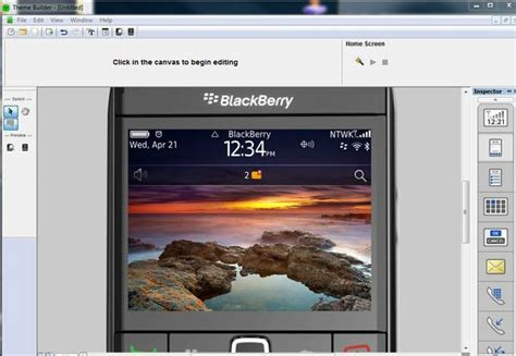 blackberry theme maker online blackberry theme studio v6 0 leaked online crackberry com