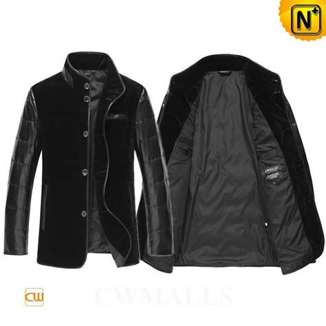 Black Quilted Jacket Mens by Mens Black Quilted Jackets Cw846071