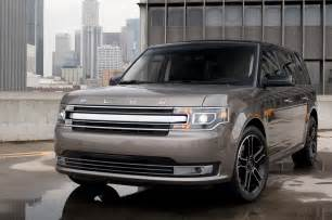 2013 Ford Flex Limited 2013 Ford Flex Reviews And Rating Motor Trend