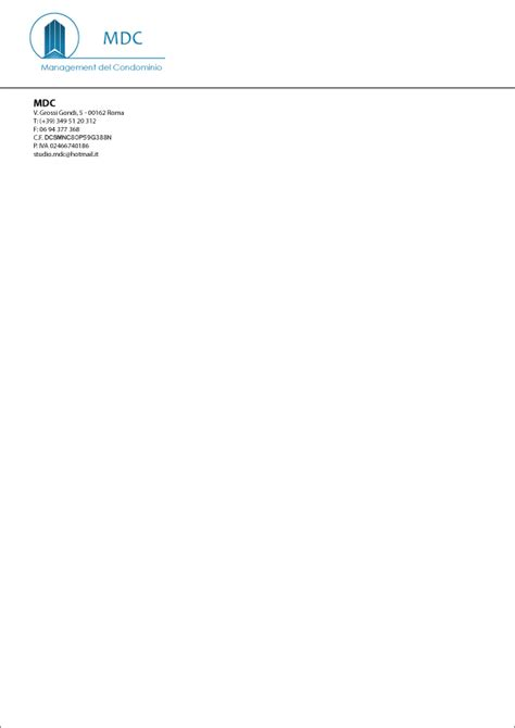 business letterhead behance mdc studio logo letterhead business card on behance