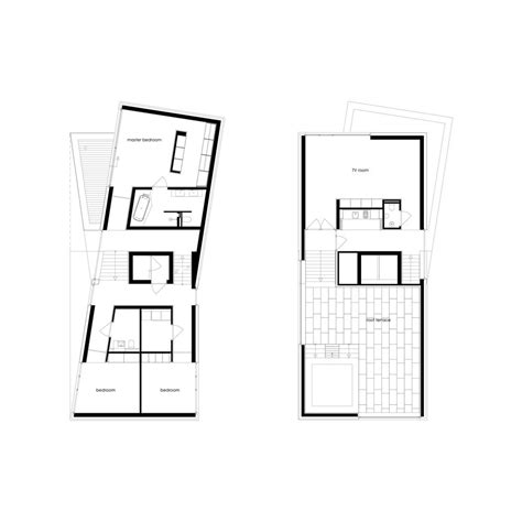 house designs floor plans queensland villa van lipzig in venlo netherlands by loxodrome architects