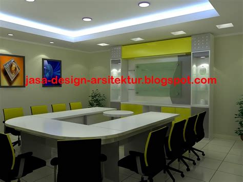 layout ruang rapat kontraktor interior surabaya sidoarjo mendesign ruang