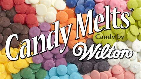 colored chocolate melts melts 174 by wilton