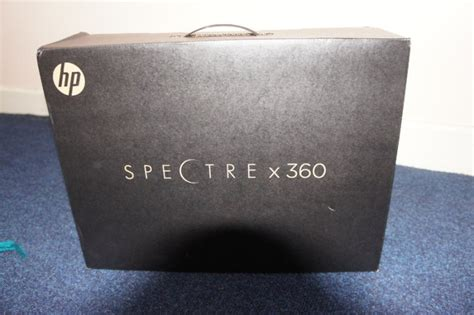 Box Hp hp spectre x360 box new not open for sale in cork city