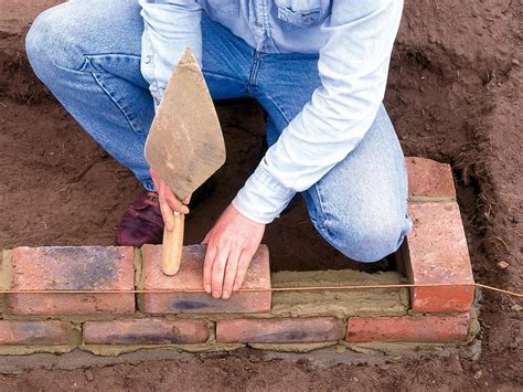how to build a brick how to build brick and paver stairs how tos diy