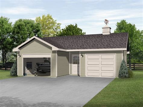Just Garage Plans by Plan 2816 Just Garage Plans
