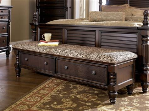 bedroom benches king size bed leopard bedroom bench furniture king size dark wood bed
