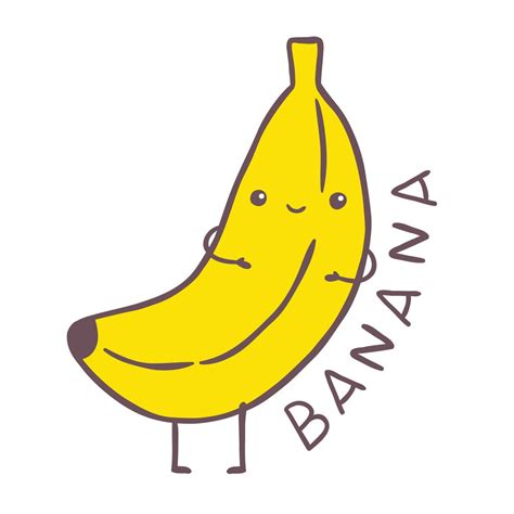 banana clips of cute adult s buyma banana clipart kawaii pencil and in color banana clipart