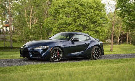 toyota gr supra 2020 2020 toyota gr supra drive review our auto expert