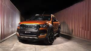 tickford s australian ford ranger upgrade package and