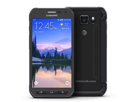 Samsung S6 Active Galaxy S6 Active 32gb At T Phones Sm G890azaaatt