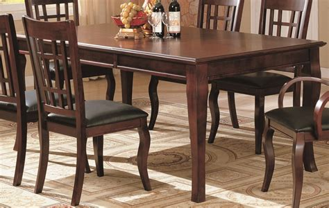 cherry dining table set the best wood furniture