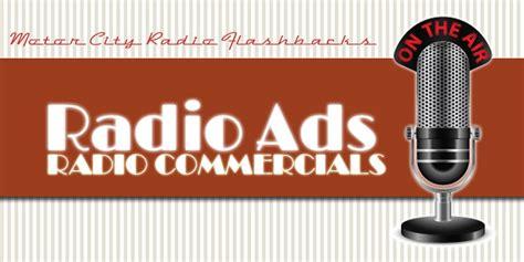 mcrfb radio ad chew wrigley s spearmint gum