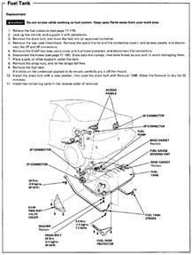 Fuel System Cl Fuel Removal Help Honda Tech Honda Forum Discussion