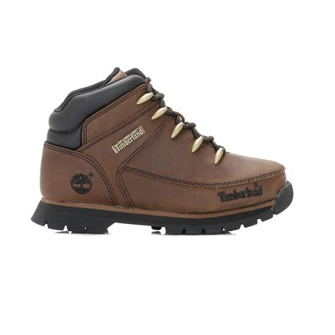 timberland boys boots brown shoes