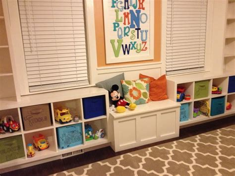 playroom storage ideas playroom storage