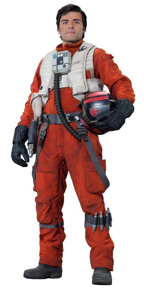 star wars poe dameron png poe dameron star wars the last jedi force awakens png world