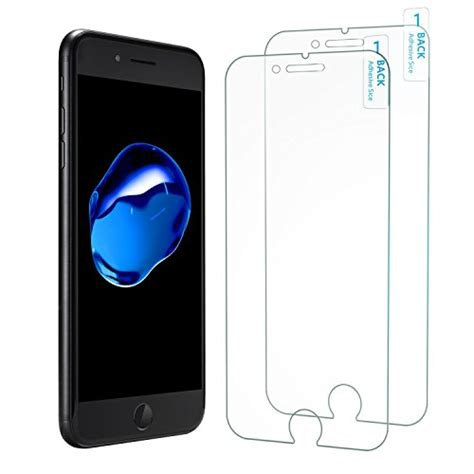 anker tempered glass iphone 7 iphone 7 screen protector anker 2 pack glassguard