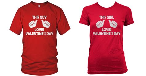 shirts for valentines day valentines day custom t shirts one hour teesonehourtees