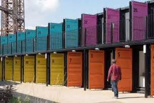 Containerville illustrates unique example of the modern office for