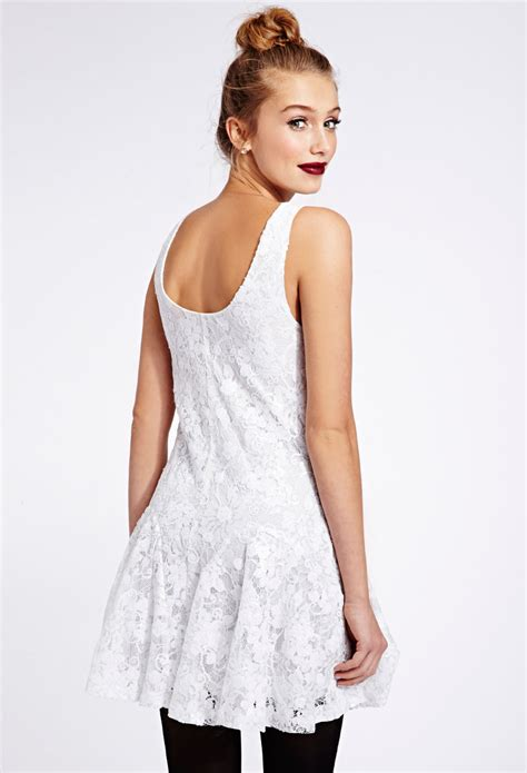 Forever 21s Luxe Big Twelve By Twelve Is Here by Forever 21 Luxe Sequined Dress In Silver White