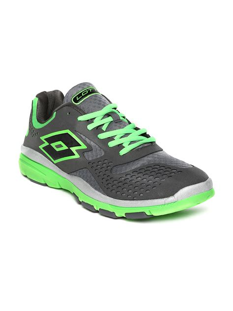 sports shoes for lotto myntra lotto grey college iv sports shoes 712886 buy