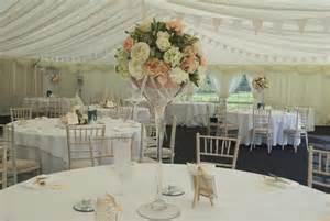 Martini Vase Centrepiece by Best Of 2014 Artificial Wedding Flowers Laurel Weddings
