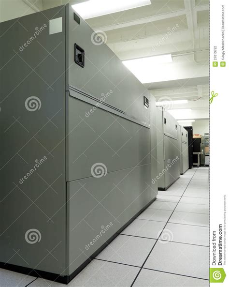 computer room air conditioning computer room air conditioning crac units stock photo image of centre chiller 27613792