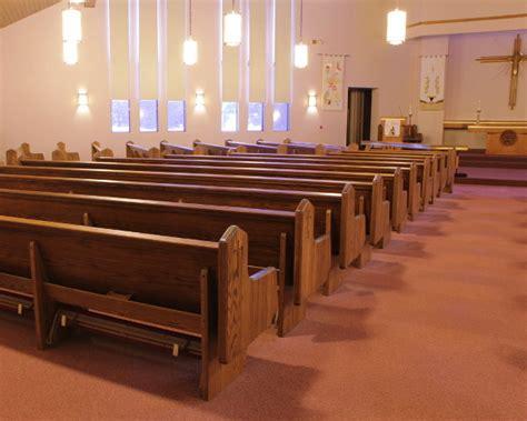 aladdin   woodworker  church pews