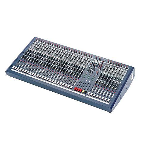 Mixer Lx7ii soundcraft lx7ii 32 channel mixer reverb