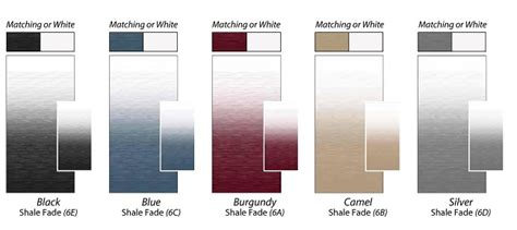 carefree of colorado awning fabric replacement fabric and hardware colors carefree of colorado
