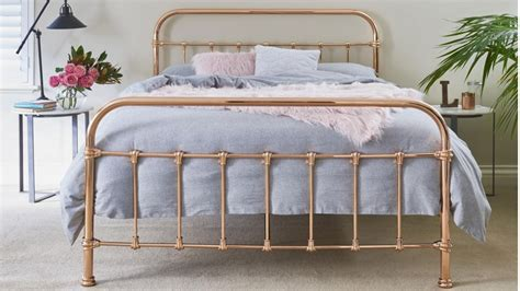 Bed Frames Australia Shelby Bed Gold Beds Suites Bedroom Beds Manchester Harvey Norman Australia