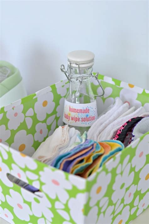 Detox Home For Baby by How To Make Baby Wipes Chemical Free Using Essential Oils