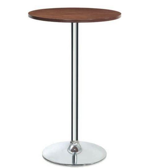 Table Basse Bois Metal 760 by Table Haute De Bar Style Usine En Bois Et M 233 Tal Noir