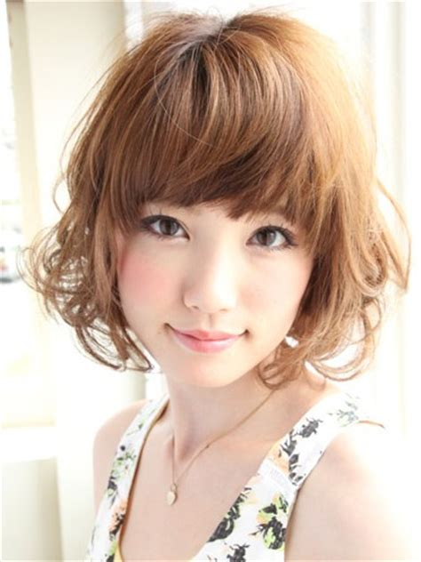short japanese hairstyle for girls hairstyles weekly