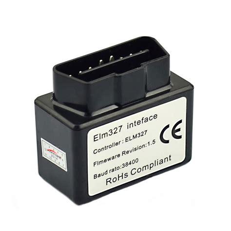 B20 Car Diagnostic Elm327 Bluetooth Obd2 V2 1 Automotive Testtool elm327 bluetooth obd2 v2 1 car diagnostic interface black free shipping dealextreme