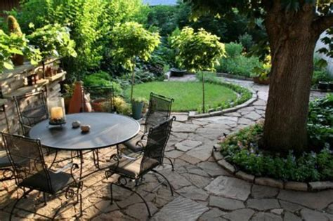 Small Patio Garden Ideas Ideas 4 You Tuscan Style Backyard Landscaping Pictures Japan