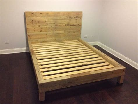 Shipping Pallet Bed Frame 17 Best Bed Frame Images On Beds Bedrooms And Home Ideas