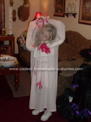 cool headless halloween costume scary halloween costumes