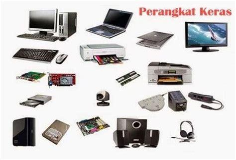 Perangkat Komputer perangkat keras komputer dan fungsinya teknologi terbaru