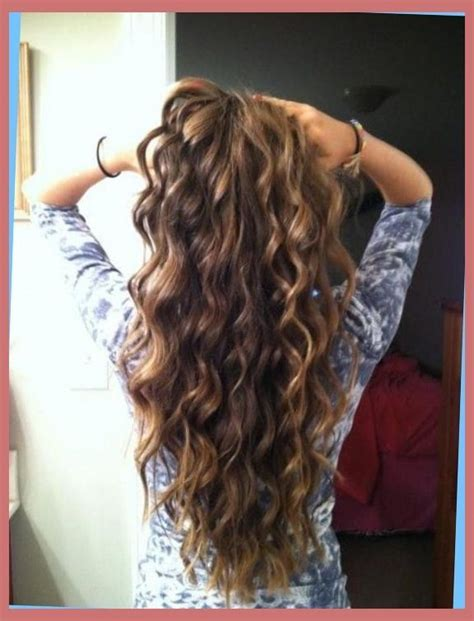 body wave perm long hair the 25 best ideas about perms for long hair on pinterest