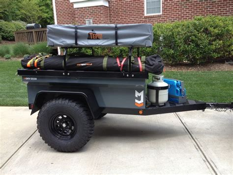 jeep offroad trailer 136 best off road cing trailers images on pinterest