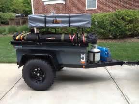 jeep offroad trailer jeep road cer trailers car interior design