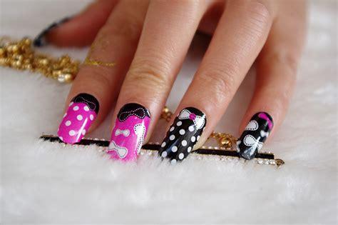 decorados de uñas de pies bonitos uas decoracin decoradas uas en gel decoracion de unas de
