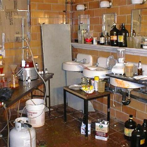 meth lab sophisticated meth lab discovered in sheffield lake home usa mobile testing of